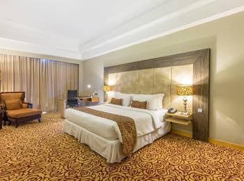 Ambil alih pesanan kamar di Wyndham Surabaya Bintang 5 Murah Banget