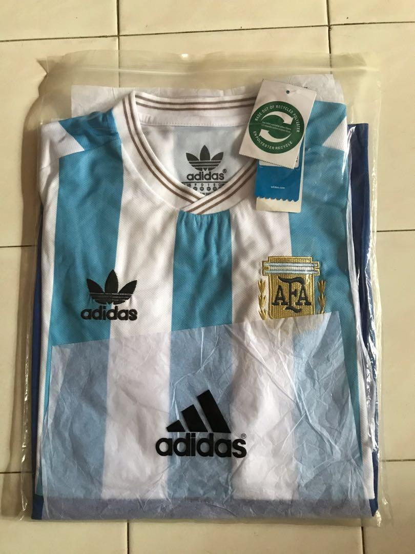 Argentina World Cup Mash up Jersey