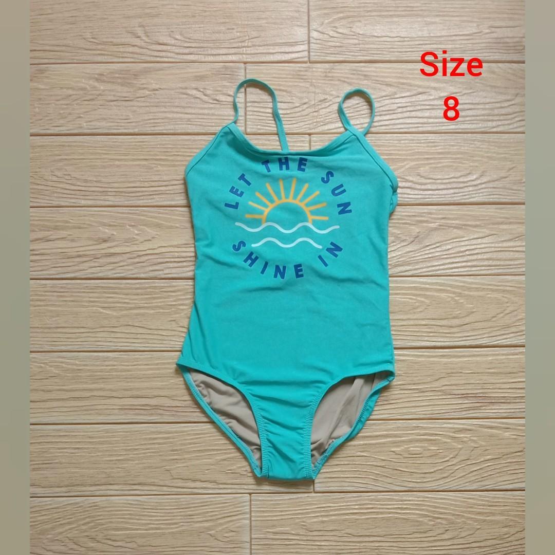 Baju Renang anak cewe tosca size 8