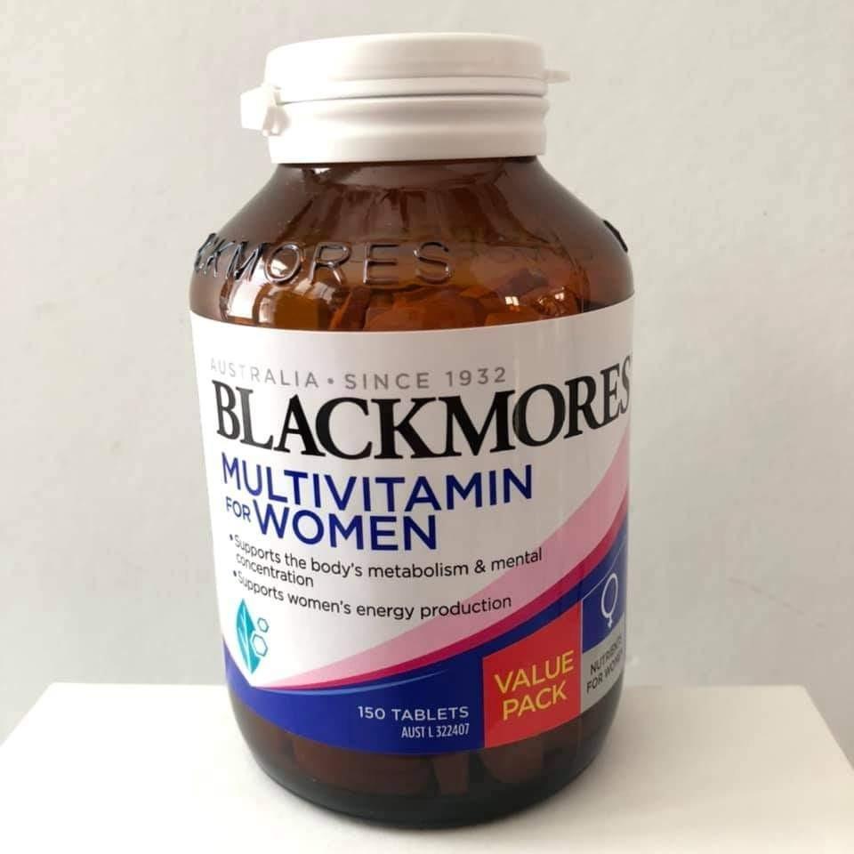 Blackmores Multivitamin Women 150 tablets