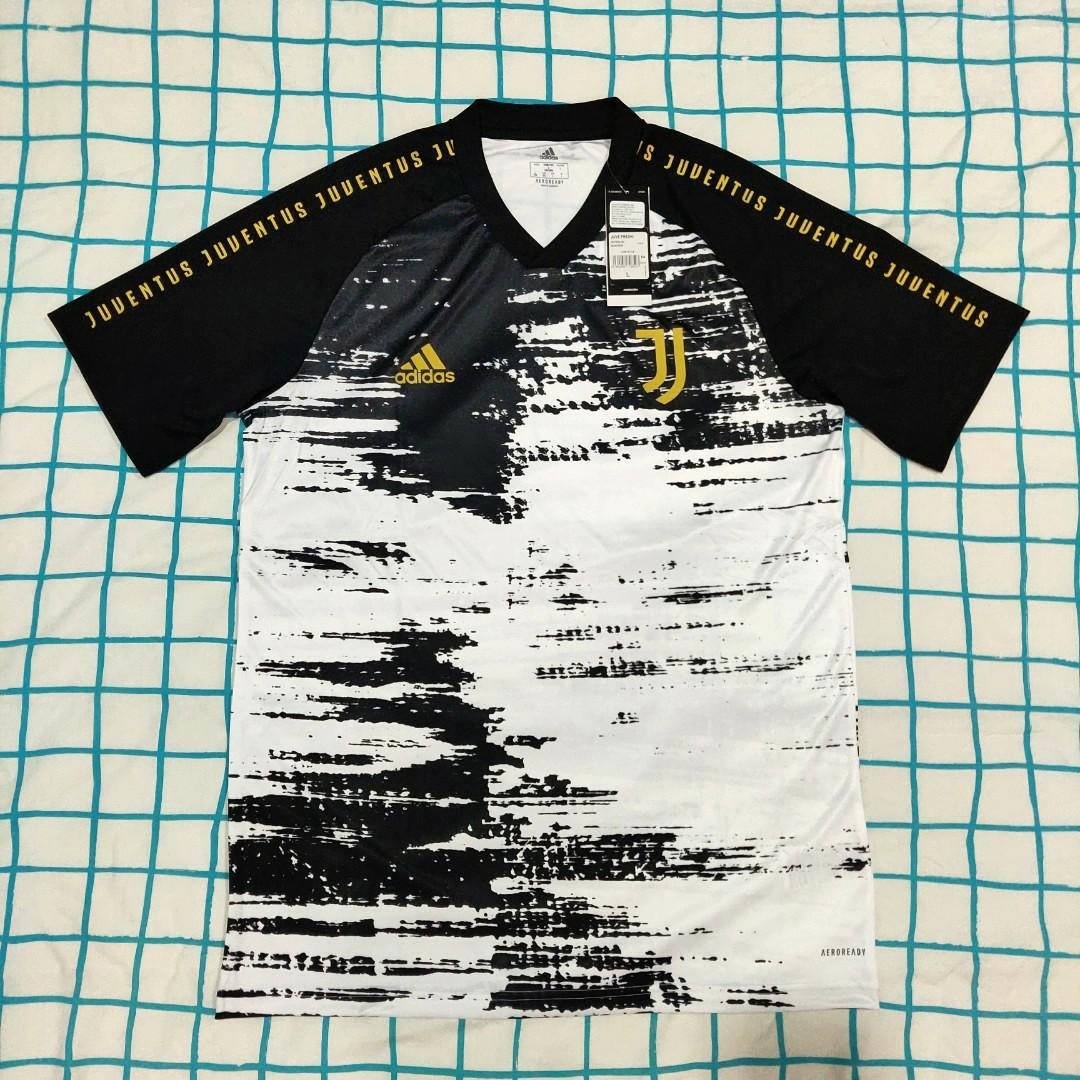 BNWT Juventus Pre-Match Jersey FI4891