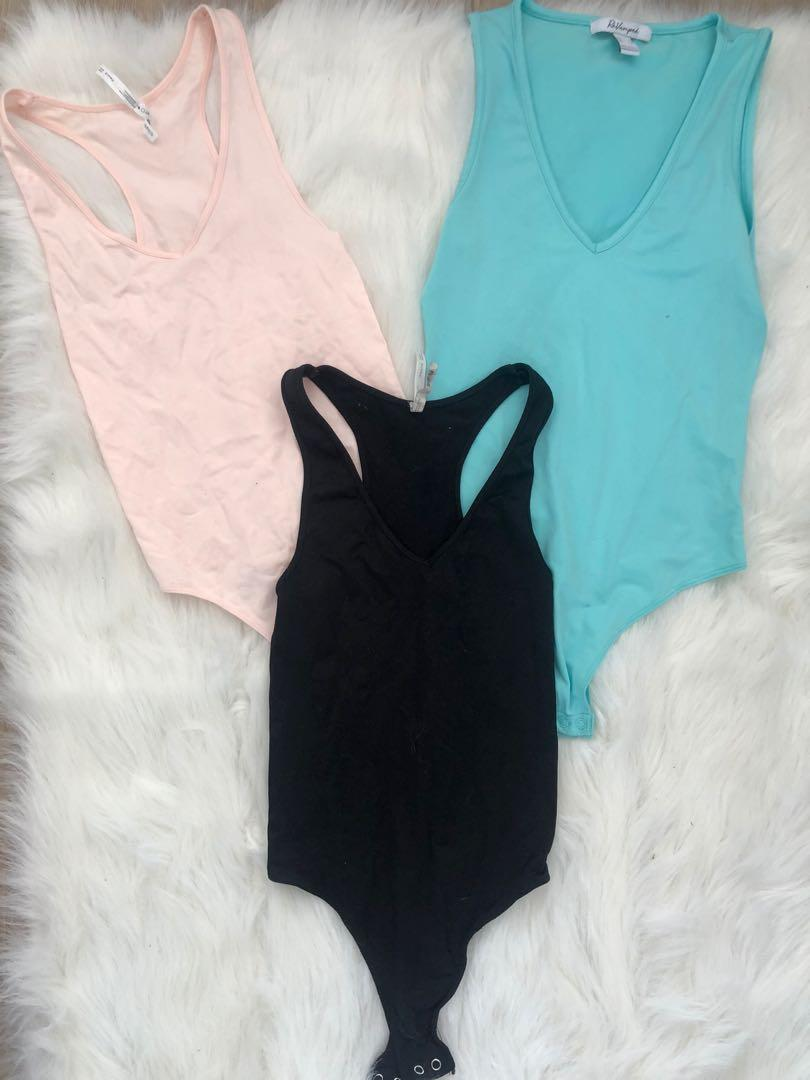 Bodysuits assorted