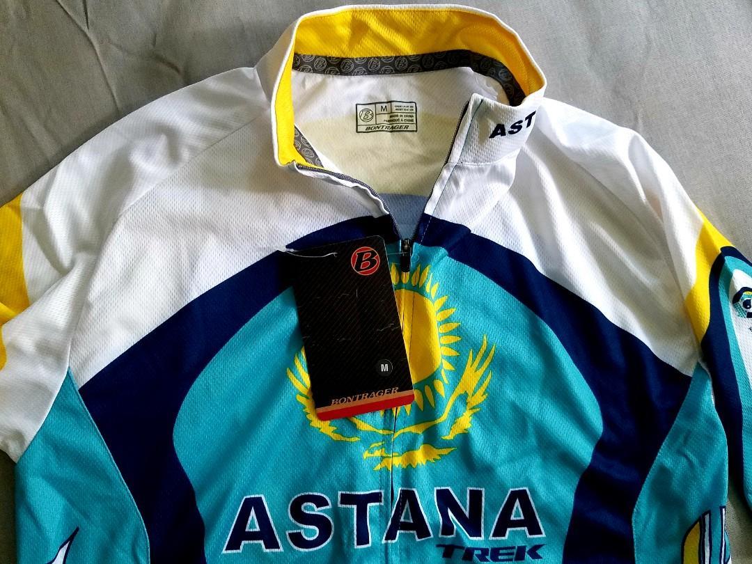 Bontrager Astana Trek Livestrong LTDF Cycling Jersey