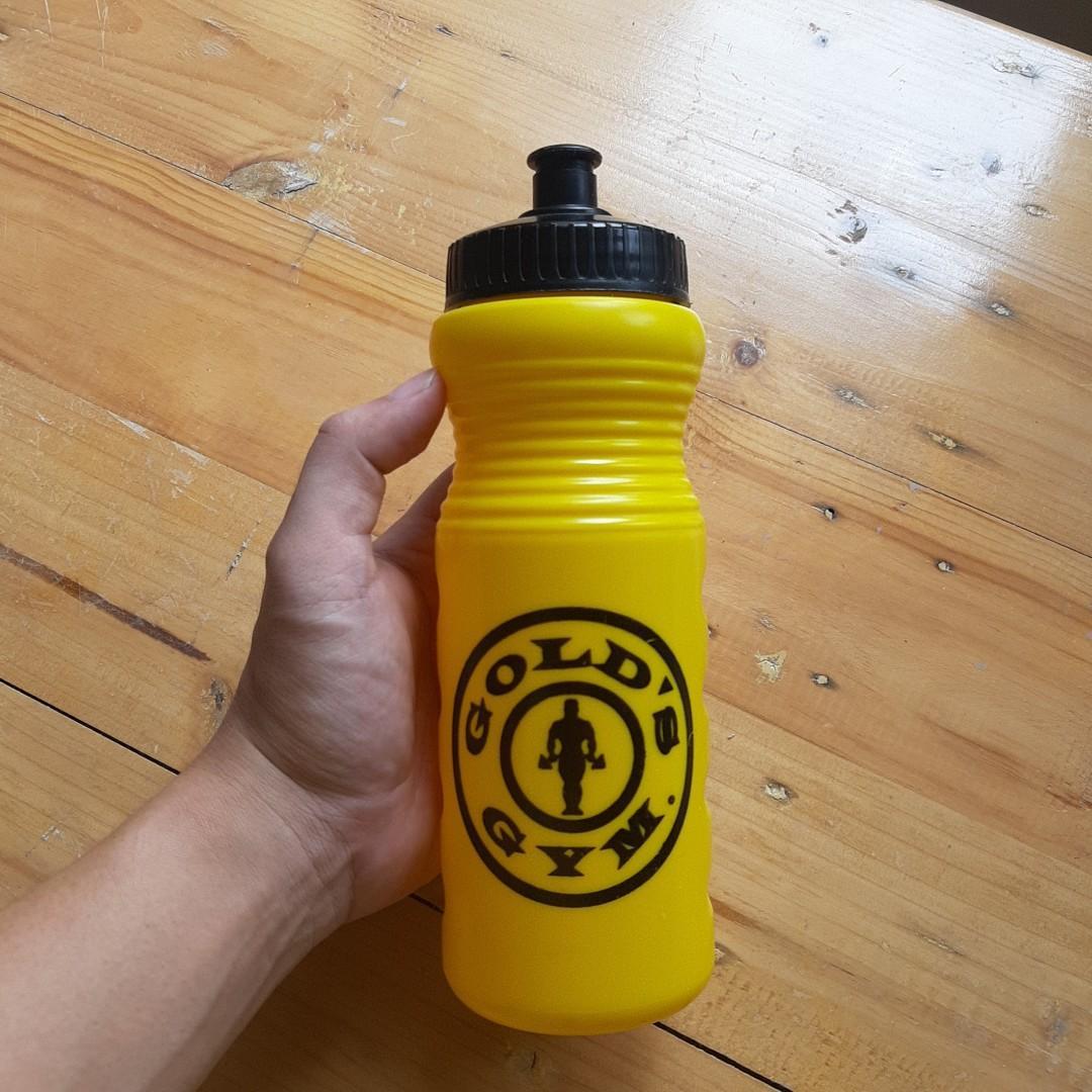 Botol Gold's Gym