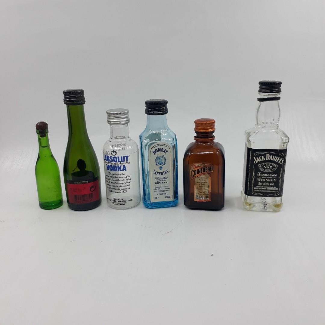 Botol Minuman kecil