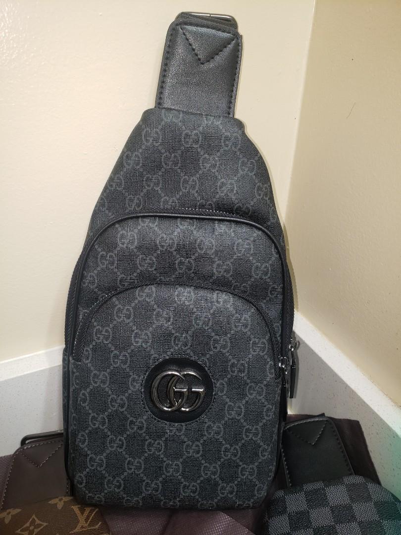 BRAND NEW DESIGNER CHEST BAG ONLY $110!
