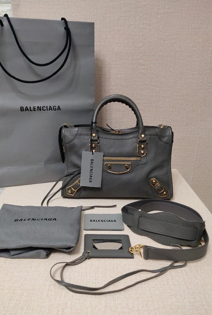 Brandnew Authentic Balenciaga Metallic Edge Small Brand new with tag