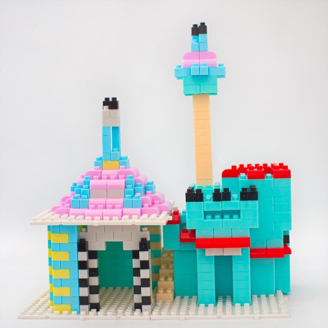 Brick 500pcs