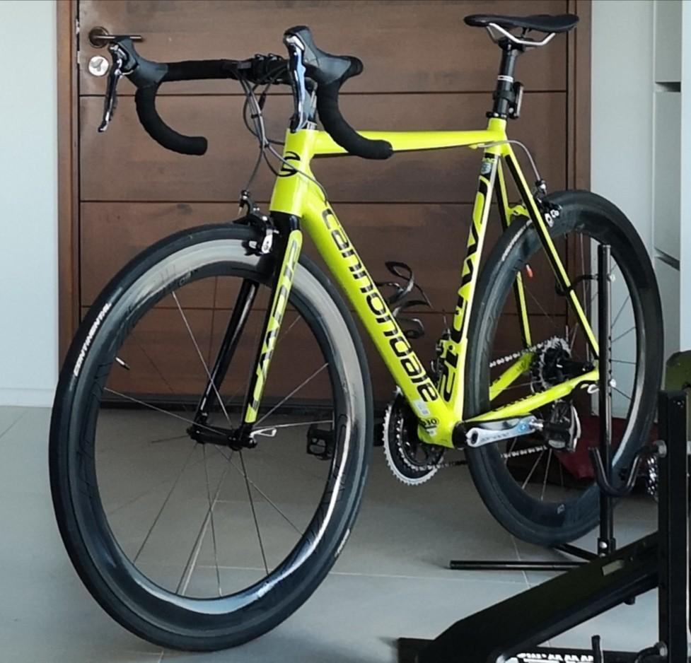 CANNONDALE CAAD12 size 56 **FRAME ONLY**