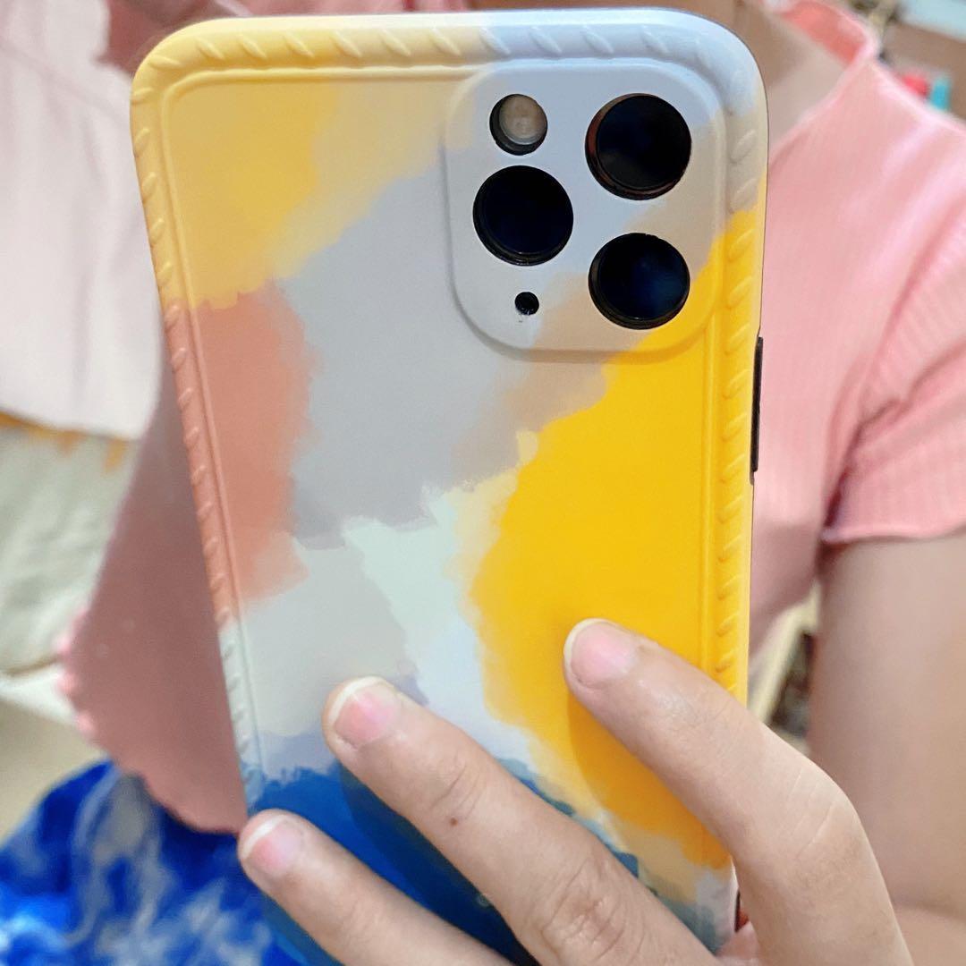 Case Preloved Iphone 11 Pro Abstrak Case