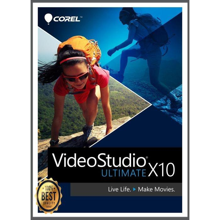 Corel Video Studio X10 Full Version - Aplikasi Edit Video Komputer Mudah Windows