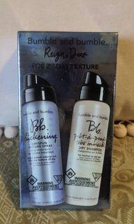 Dry Shampoo Bumble and Bumble