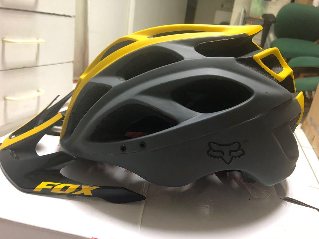 fox helmet MTB cycling helmet road bike helmet