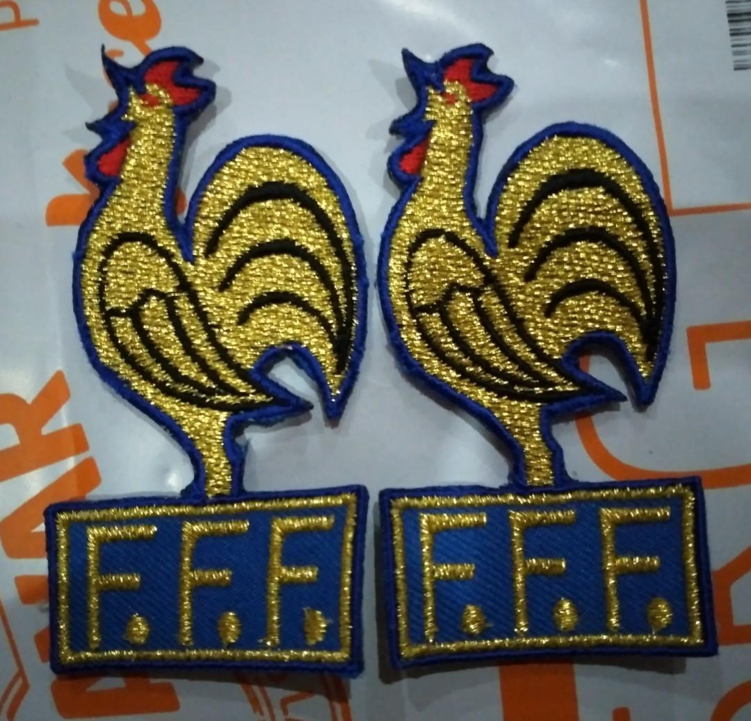France Patch for Jersey Jersi Adidas Vintage