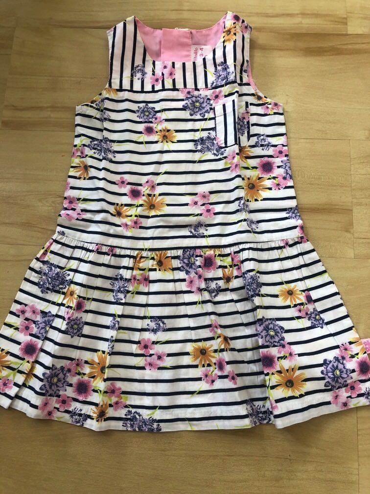 Girl dress 3 yo