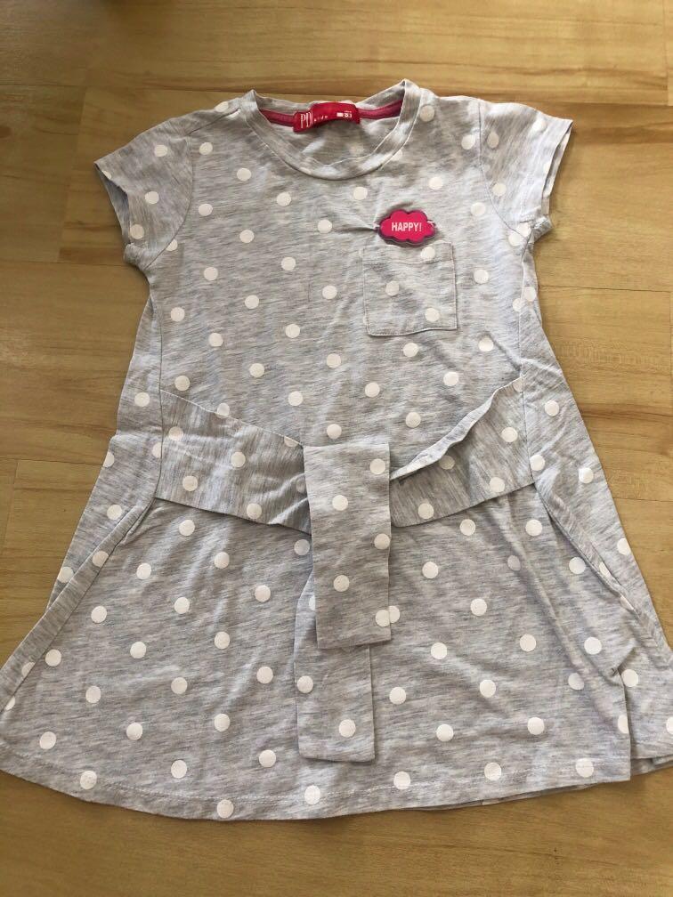 Girl dress for 2-3 yo