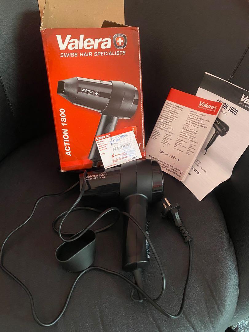 Hair Dryer Valera Action 1800