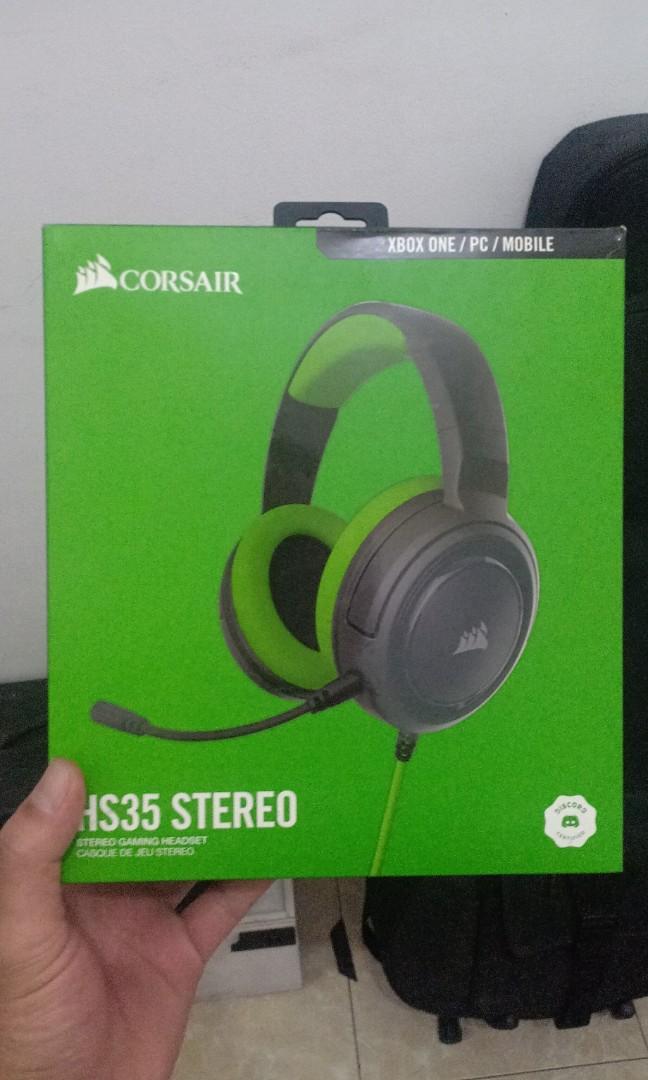 Headphones CORSAIR HS35