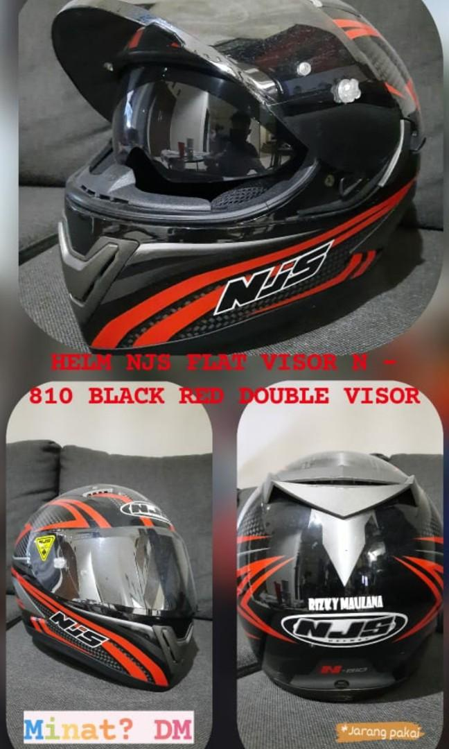 Helm Full Face NJS