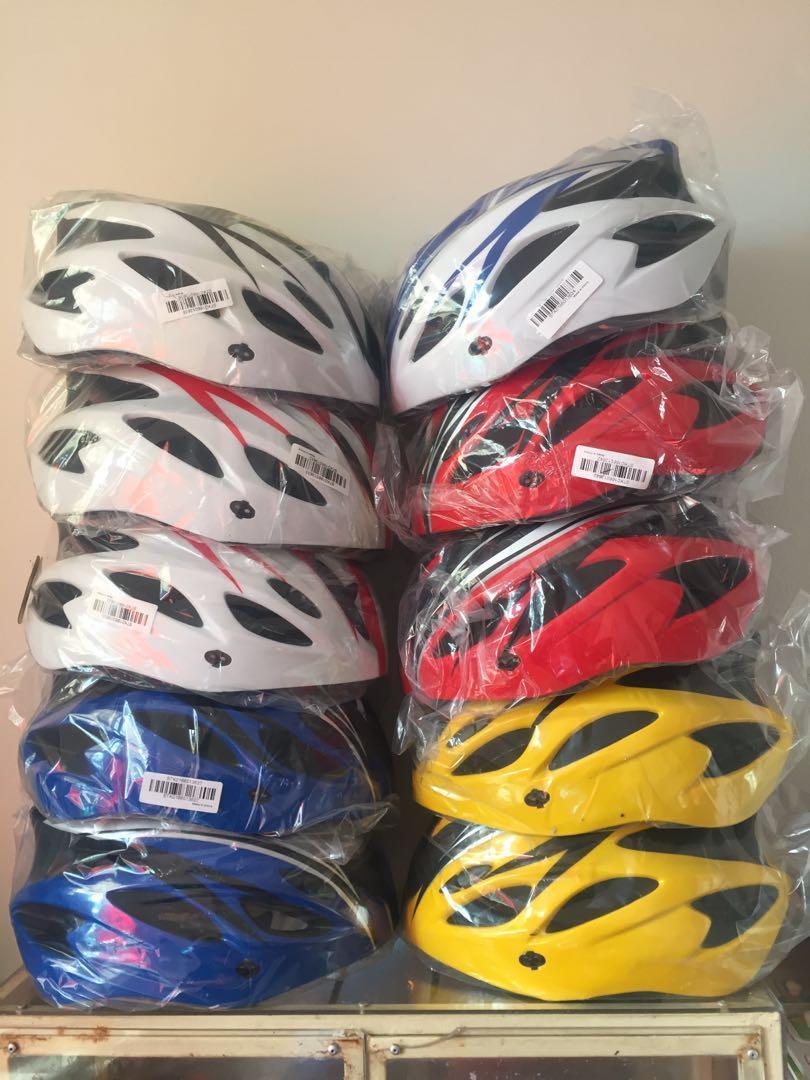 Helmet bicycle