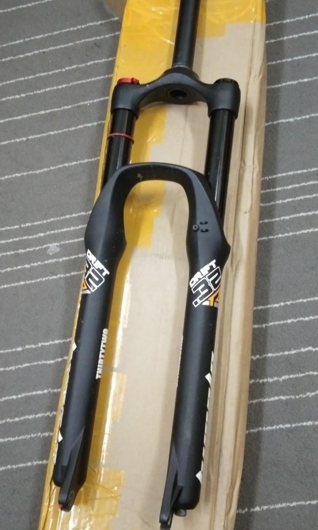 Himalo 160mm travel air fork
