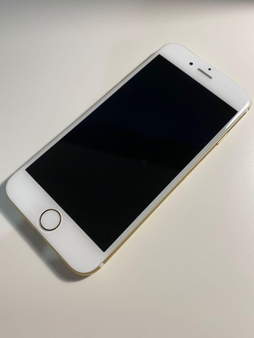Iphone 6 Gold/ 32GB/ Second