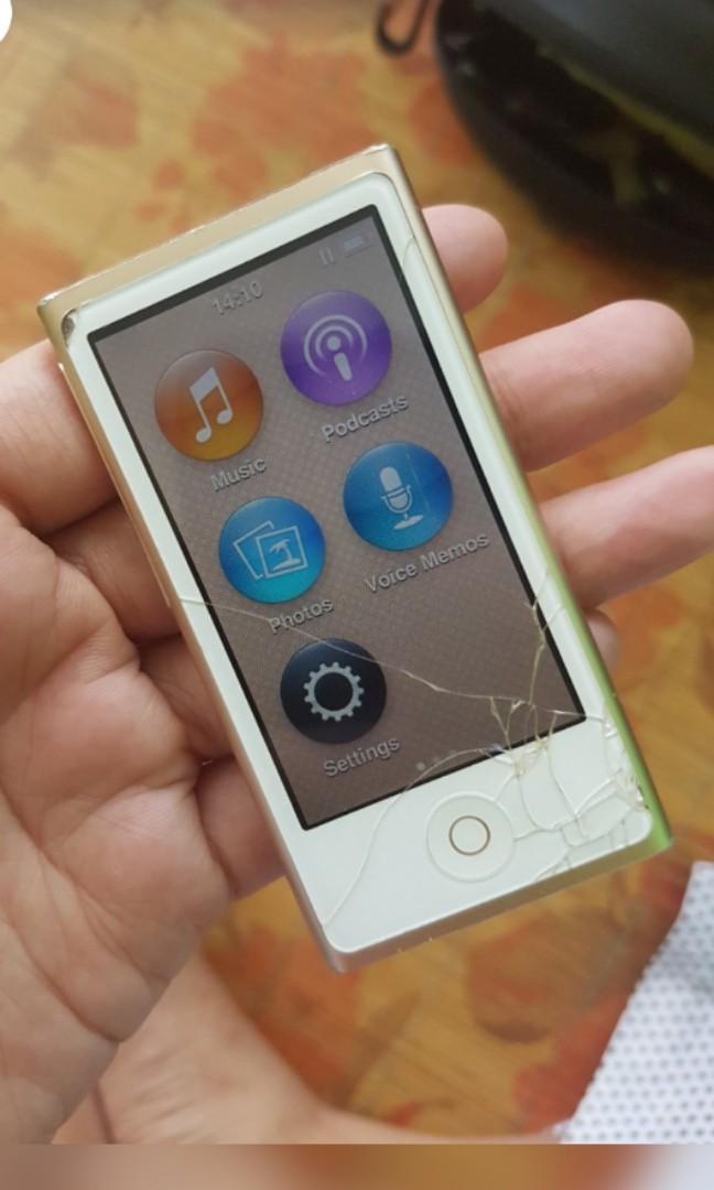 Ipod Nano 7th gen #oktoberovo