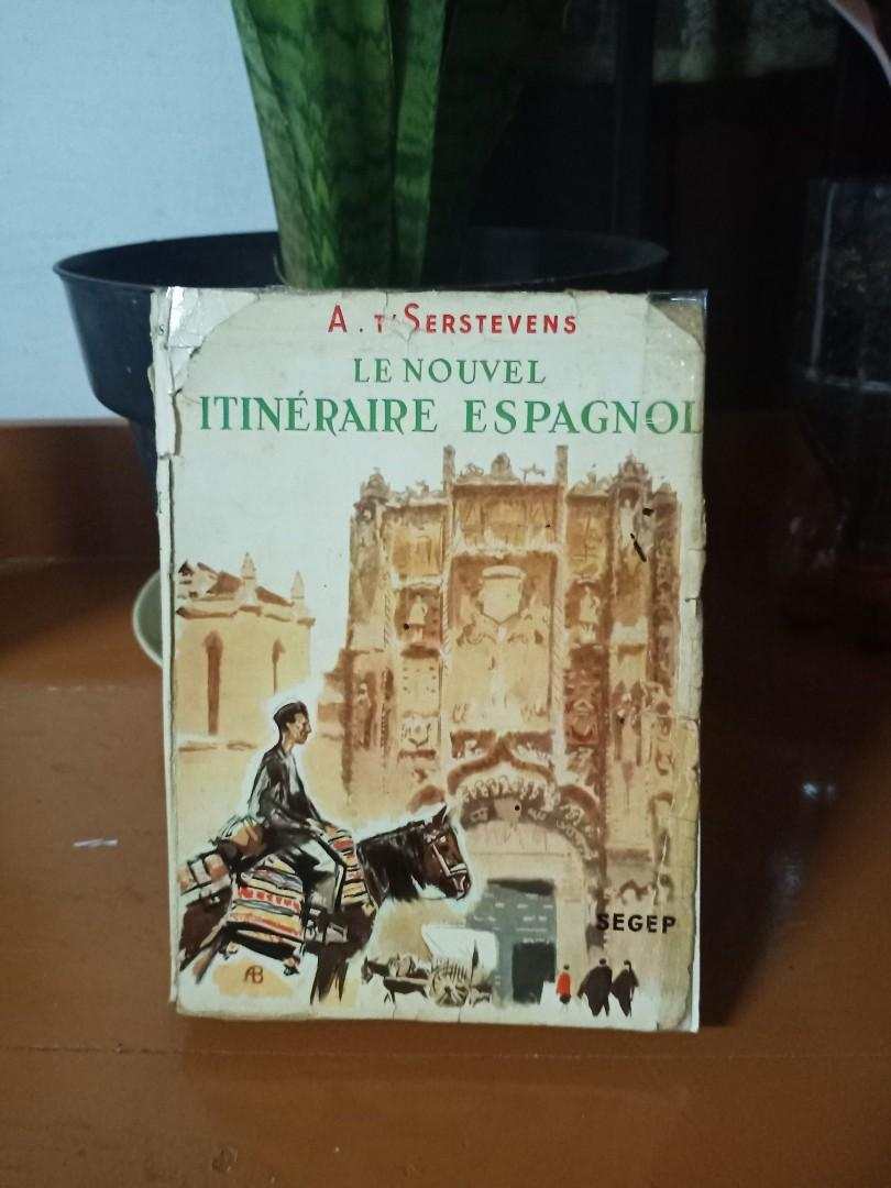 Itineraire Espagnol