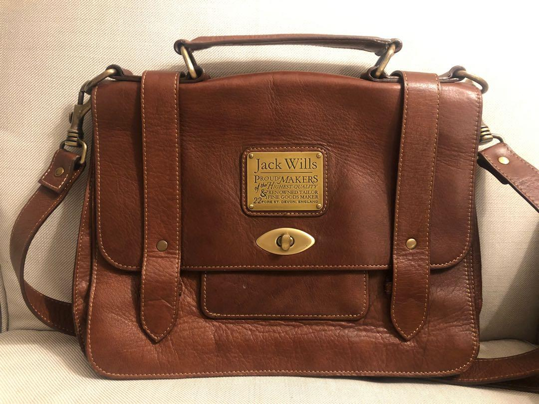 Jack Wills Satchel Bag