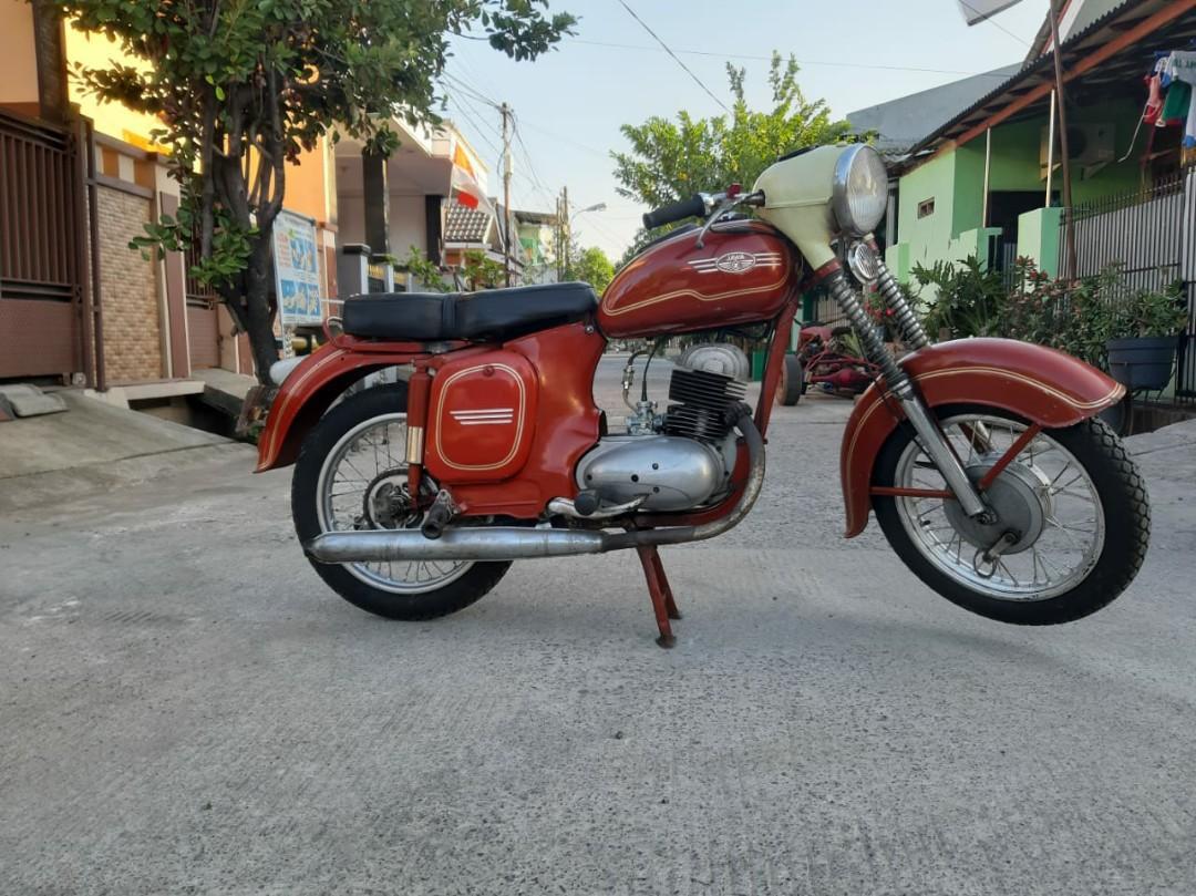 Jawa 250 1961