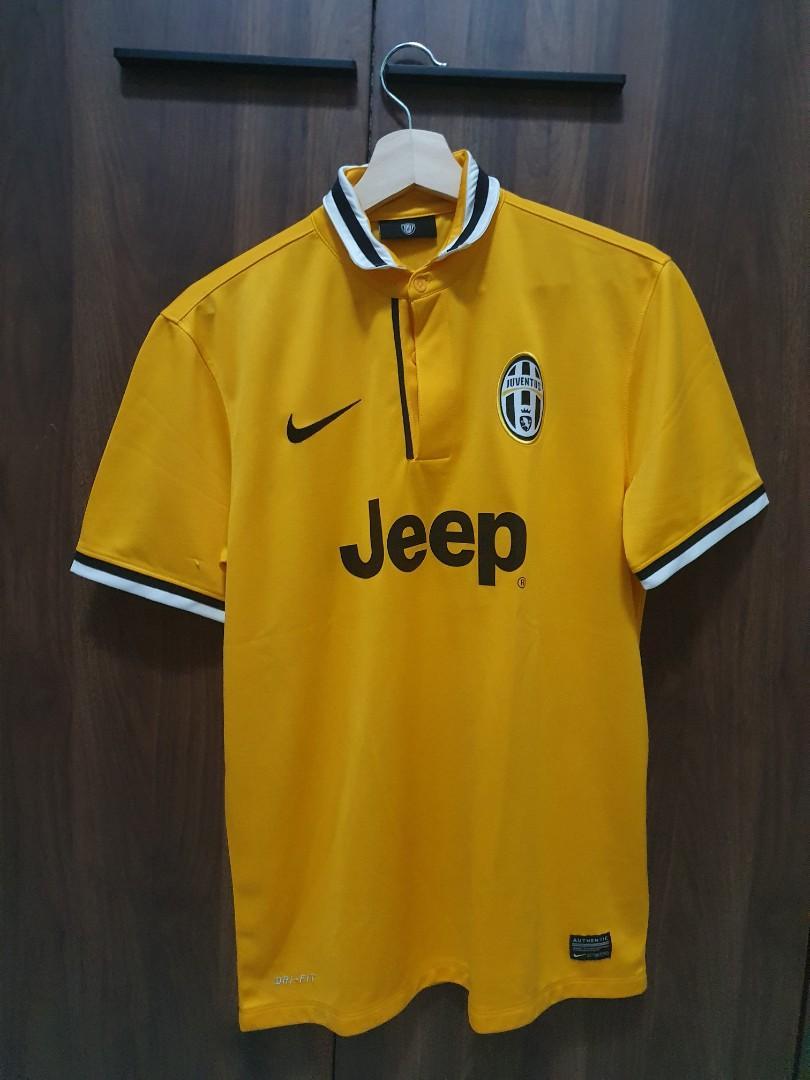 Jersey Juventus Away Season 2013/2014 Original Size M