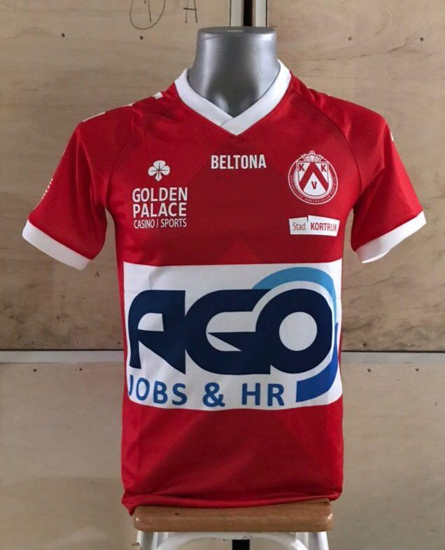 Jersi KV Kortrijk 2020/2021
