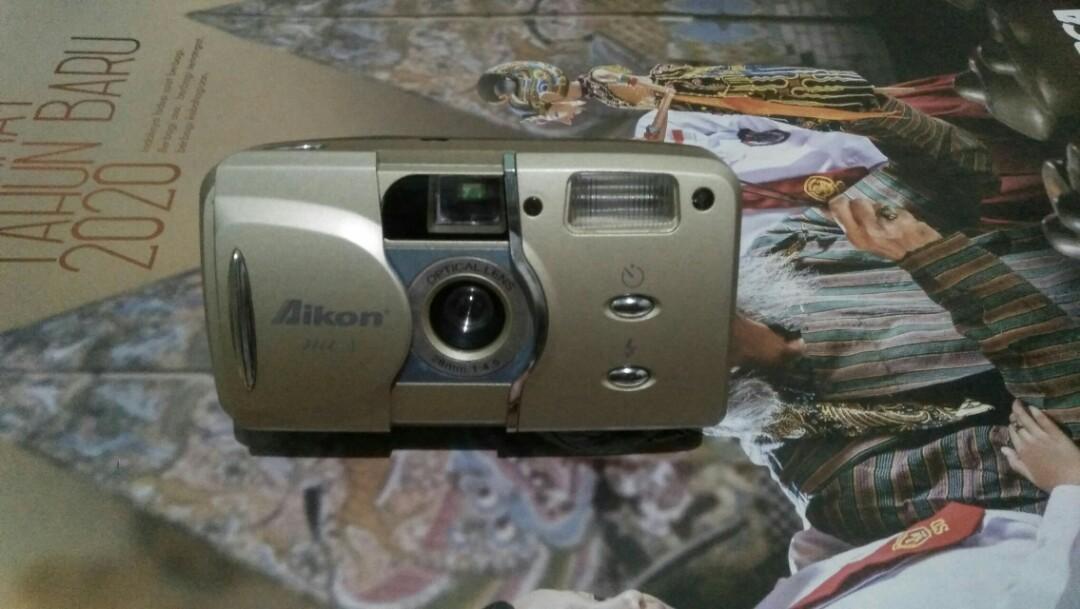 Jual kamera analog