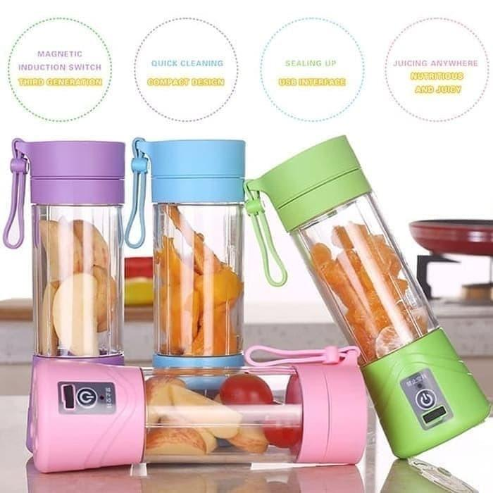 Juice Cup Blender mini portable - Shake N Take Blender Mini Portable