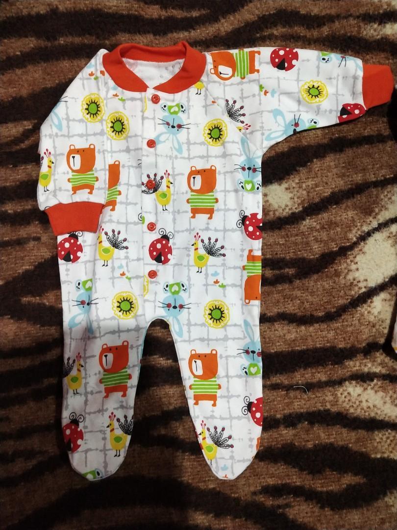 Jumper baju bayi unisex
