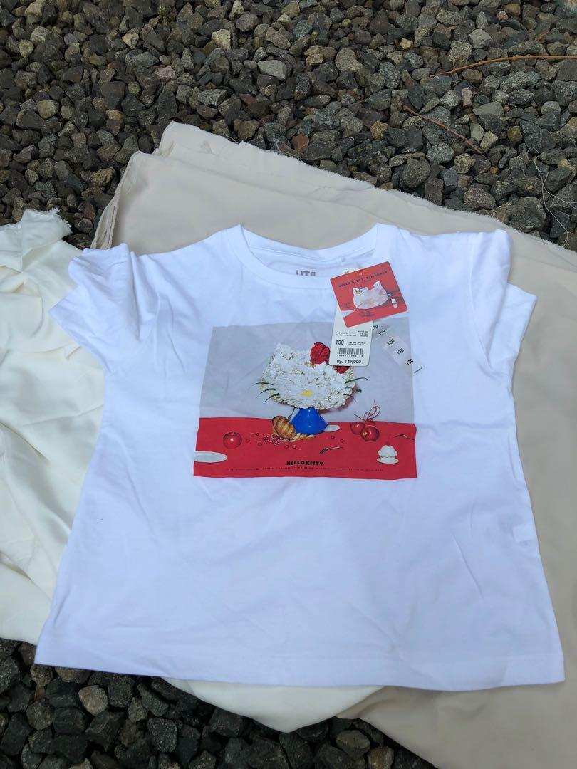 Kaos anak by UNIQLO KIDS