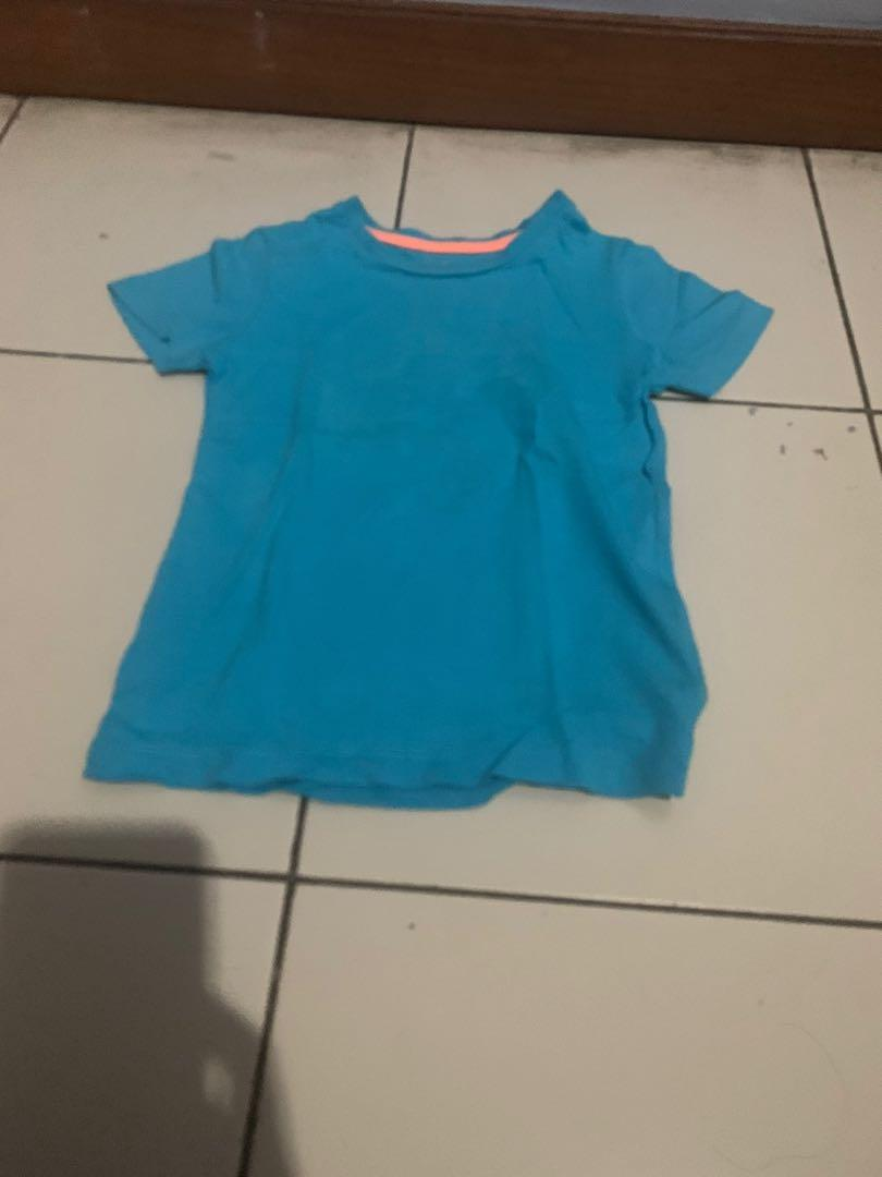 Kaos Anak Mothercare original like new
