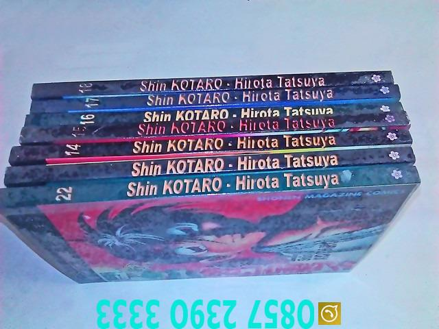 Komik Shin Kotaro Hirota Tatsuya TLX8511