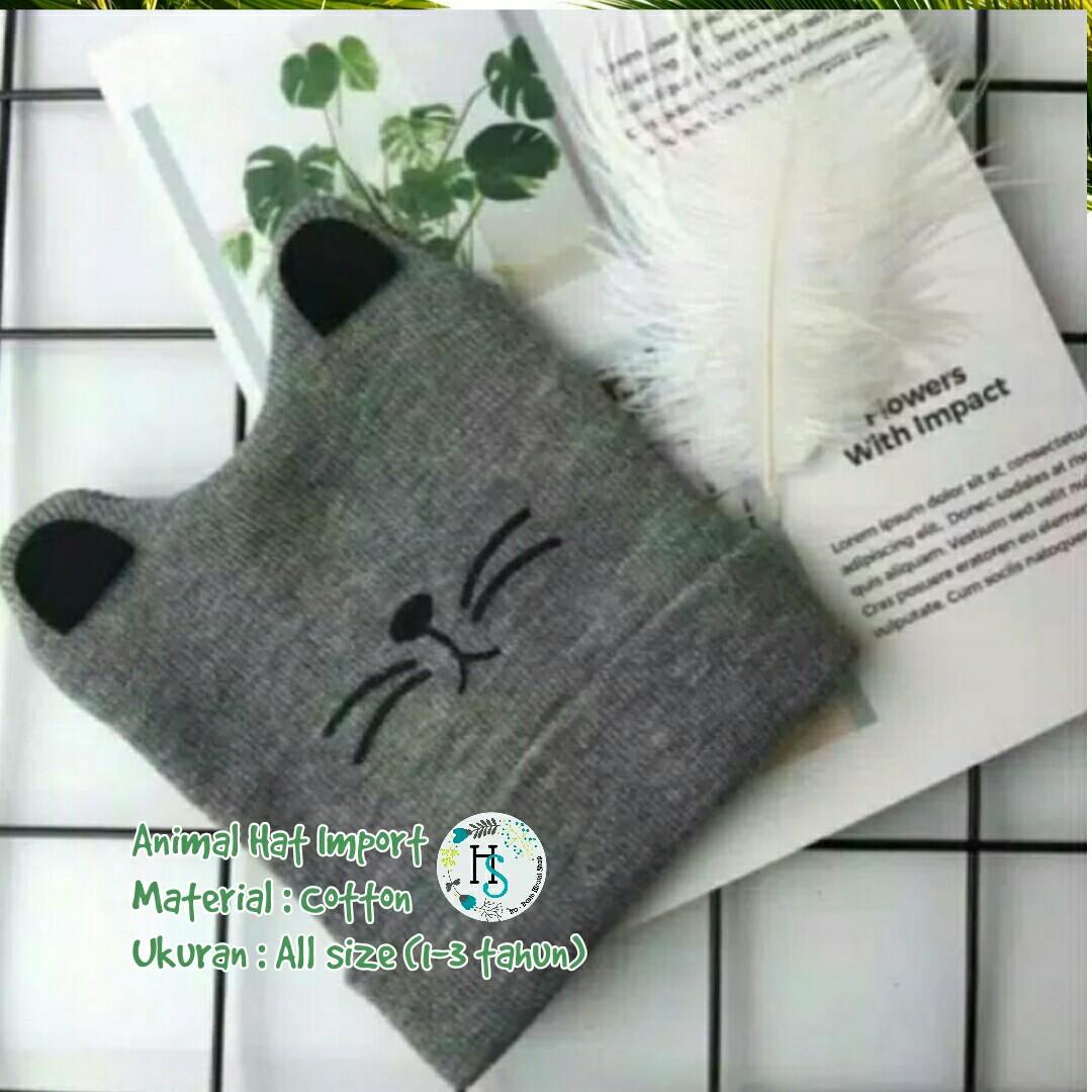 Kupluk animal hat import