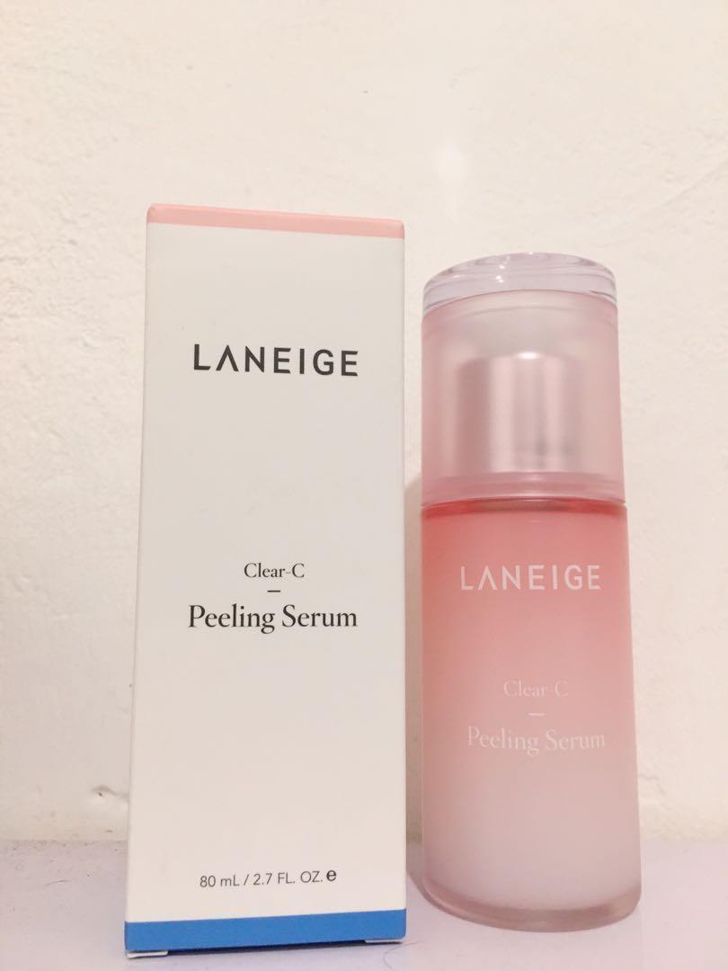 Laneige Clear C Peeling Serum nego