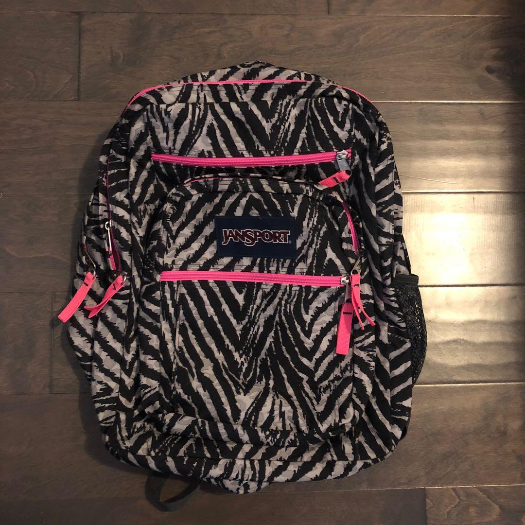 Large Jansport Backpack