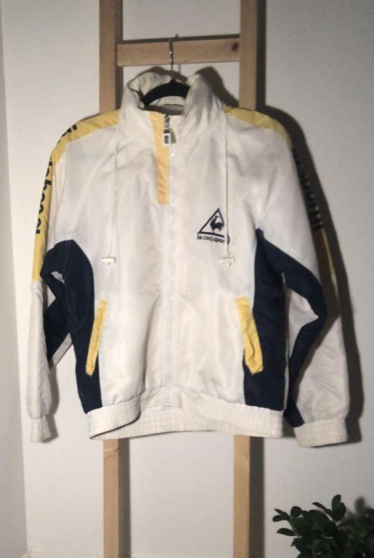 Le coq sportif vintage sportswear jacket