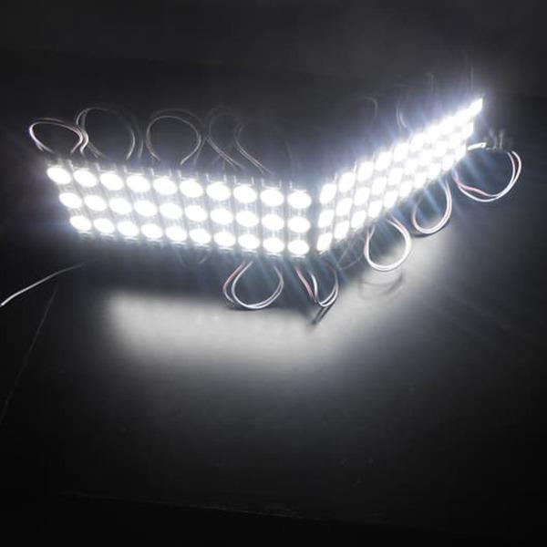 LED Modul Samsung 3 Mata 2835 12V 1,2W Pure White - eseLED