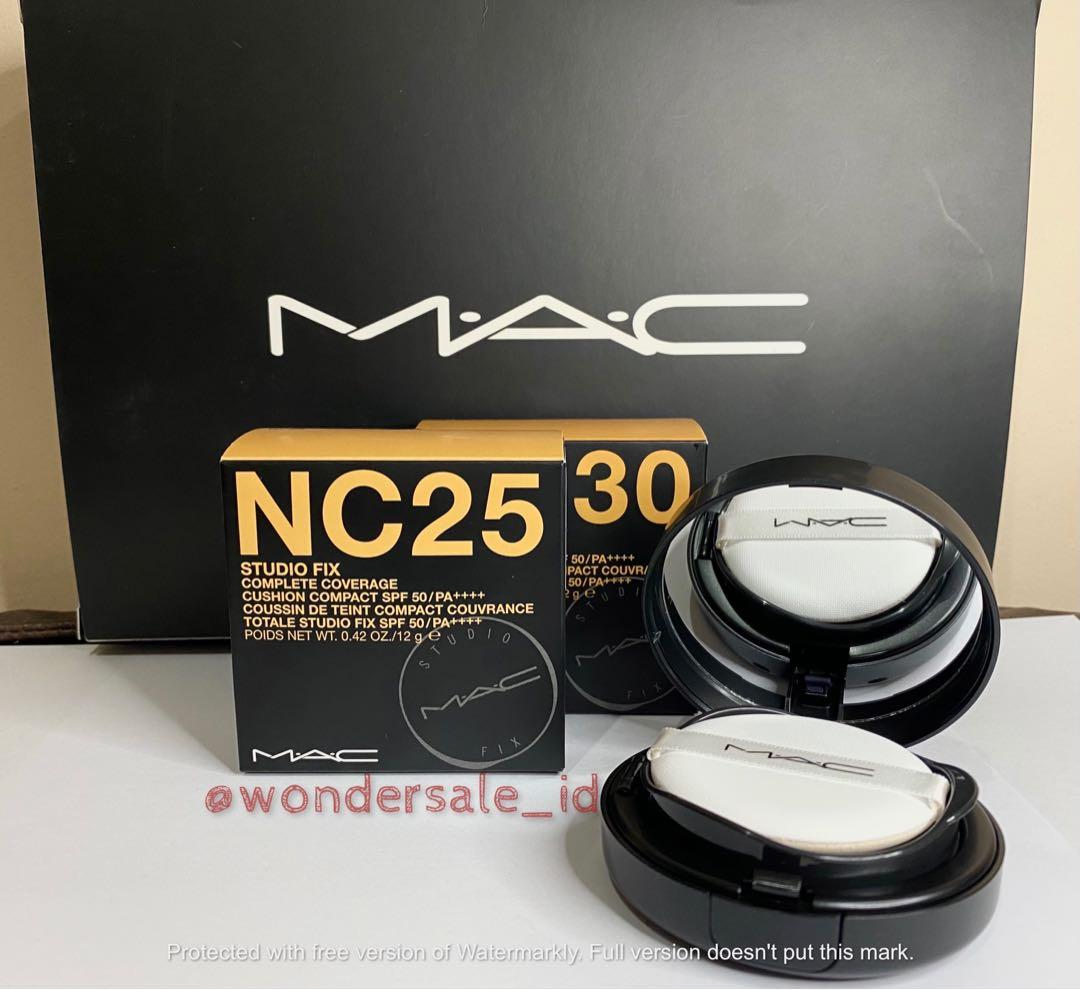MAC Studio Fix Cushion Compact SPF 50