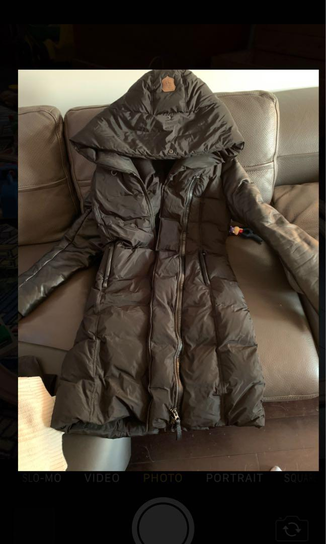 Mackage down parka small