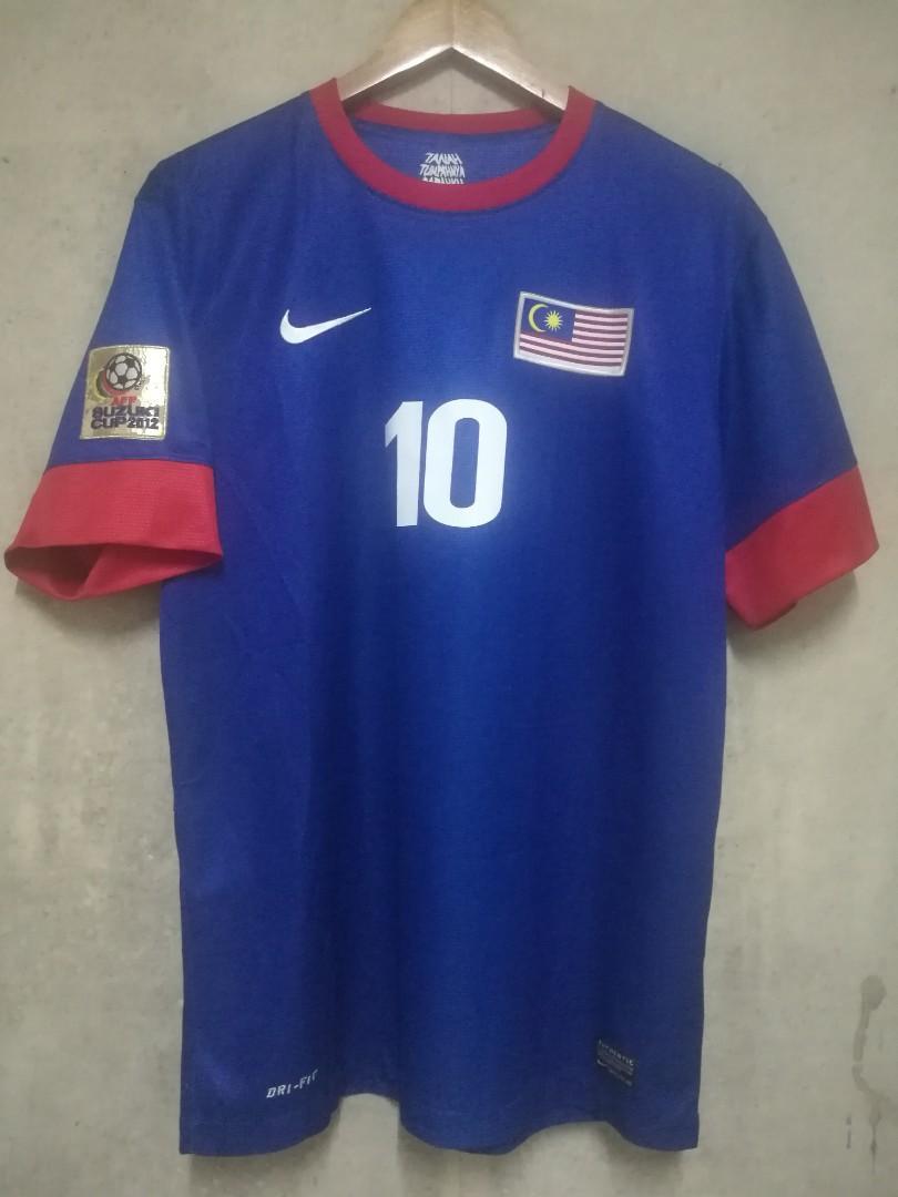 Malaysia Jersey 2012