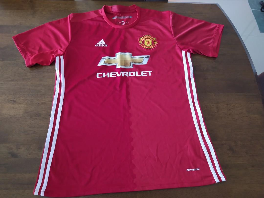 Manchester United Jersey Adidas