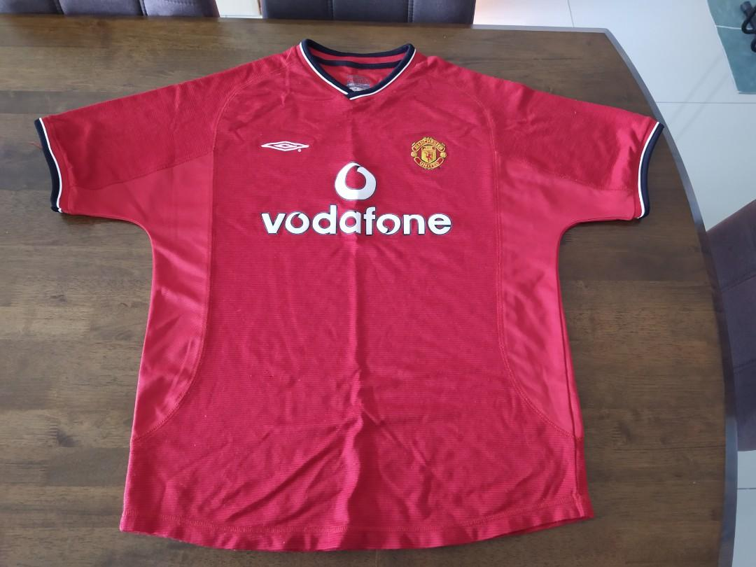 Manchester United Jersey Umbro