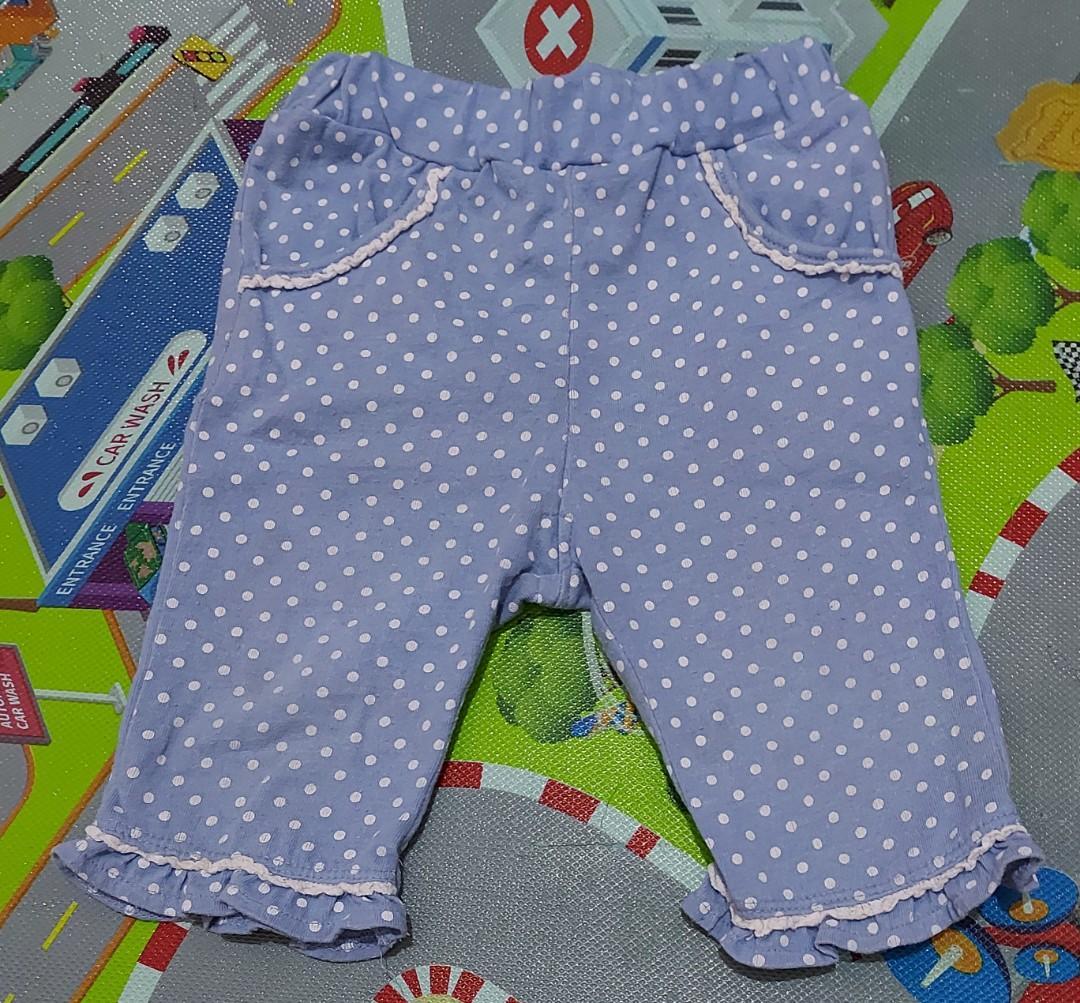 #mauovo celana anak cewe import 12bln