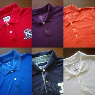 Men's Assorted Polo Shirts